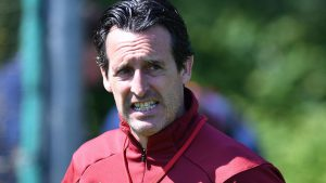 EPL: Emery reveals one player that may leave Arsenal after 3-1 defeat to Liverpool