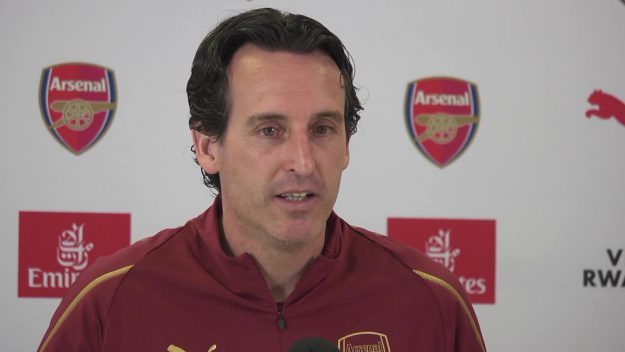 EPL: Why Arsenal lost 3-1 to Liverpool – Unai Emery