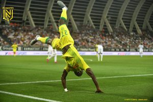 French Ligue: Simon Nets Winner On Nantes Debut, Kalu Bags Assist In Bordeaux Away Win