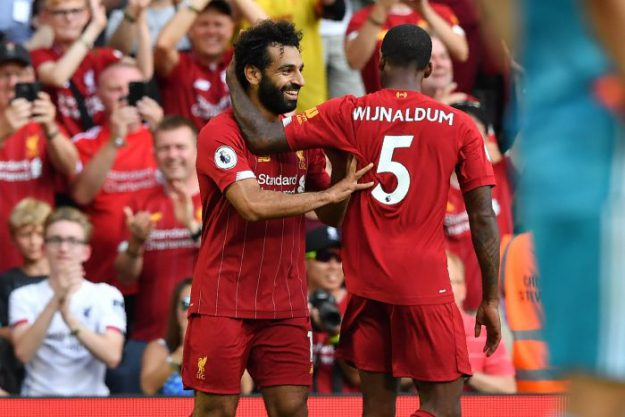 Liverpool confirm superiority over Arsenal