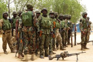 Army intensifies campaign against insurgents in Lake Chad