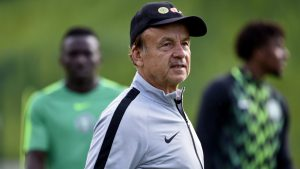 Brazil vs Nigeria: Rohr reveals seven Super Eagles players that will feature in friendly