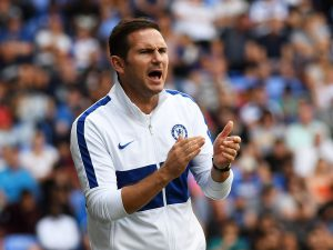 Chelsea vs Valencia: Lampard reveals Champions League target