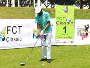 Golf Players from 7 countries expected in P/H Oct 1