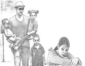 My husband has denied me access to my seven children, woman tells court
