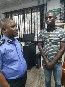 My killings started in Lagos -Alleged Port Harcourt serial killer confesses