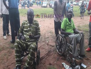 Rotary club donates tricycles to physically challenged people in Dutse