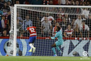 Round-Up: Azeez On Target As Granada Pip Barca 2-0, Troost-Ekong Benched In Udinese Home Loss To Brescia