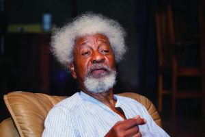 "Soyinka: I thought the charge against Sowore was ""grotesque fake news"""