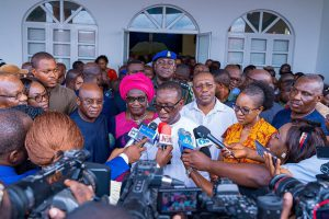 "Tribunal Verdict: ""The time has come to stop fighting,"" Okowa tells Ogboru"