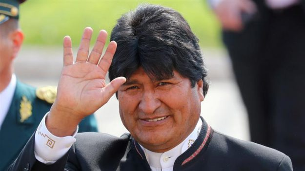 Bolivia's presidential election going into runoff