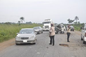 BREAKING: Seven killed in Edo Governor's convoy crash