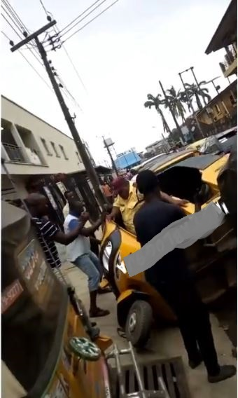 LASTMA official