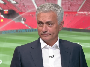 EPL: What Mourinho said after Man Utd's 1-1 draw with Liverpool