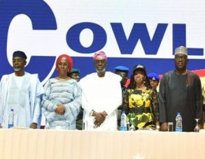 Gbajabiamila, Aisha Buhari, Sanwo-Olu, harp on women empowerment for nation-building