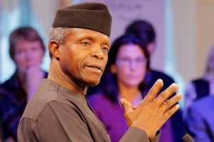 Group raises alarm over fresh plot to rehash allegations against Osinbajo