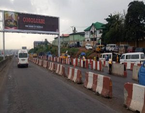 More trouble for Lagos-Ibadan Expressway users