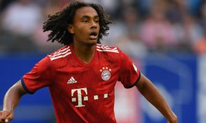 Nigerian striker scores hattrick for Bayern Munich in 4-0 win over Olympiakos