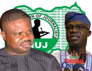 Stop Isiguzo from parading himself as NUJ president, Odusile prays court
