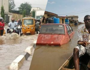Why Lagos is flooded: Atlantic Ocean full, can't take water from lagoon, govt alerts residents