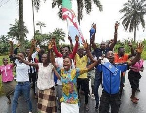 #BayelsaDecides: Residents in jubilation as APC leads