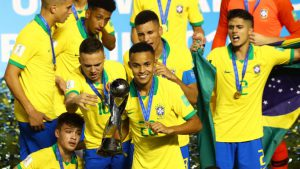Brazil win FIFA U-17 World Cup