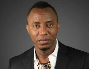 Why we are still holding Sowore -DSS