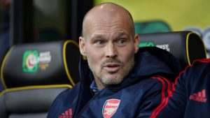 Arsenal vs Man City: Ljungberg makes fresh demand from Gunners' board