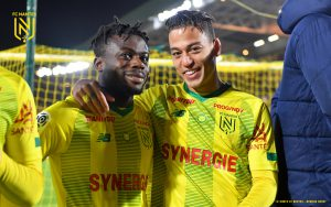 Malian Defender Traore Hails Simon Partnership at Nantes