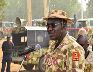608 repentant Boko Haram members currently undergoing rehabilitation ― Military