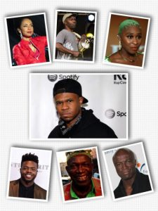 7 Nigerians who have won the Grammy Awards