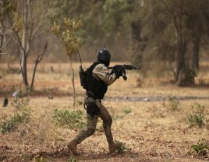 Burkina Faso approves state backing for vigilantes fighting jihadists