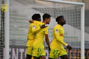 Eagles Euro Roundup: Simon On Target In Nantes' Cup Loss To Lyon; Akpeyi Helps Kaiser Chiefs Stretch Unbeaten Run With Away Draw
