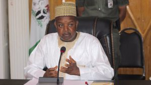Gov. Bagudu appoints new media aide
