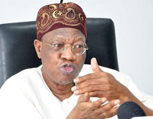 Lai Mohammed tasks Nigerians on patriotism, commitment to nation-building