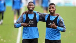Ndidi Returns, Iheanacho Bags Assist In Leicester Win Against West Ham