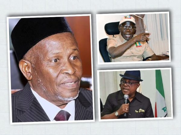 Oshiomhole slams PDP for reckless attack on Supreme Court