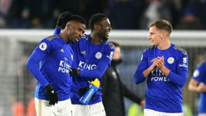 Rodgers: Ndidi 'Has Made Great Progress ' After Surgery