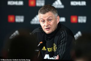 Solskjaer : Man United 'll Not Suffer 30-Year  EPL Title Drought Like Liverpool