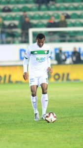 Turkey: Abdullahi Delighted With Promotion-seeking Bursaspor Over Away Win
