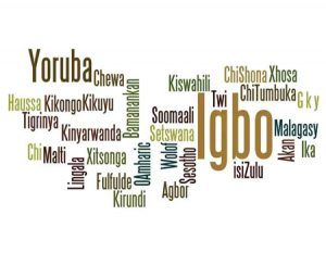 2020 International Mother Language Day