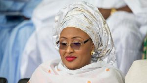 Aisha Buhari inspired change we promised Nigerians – APC governors