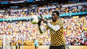 Akpeyi Is Better Than Khune- Kaizer Chiefs Boss Middendorp