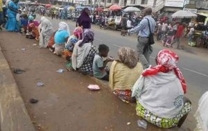 Boko Haram: 1000 newly displaced persons take to street begging in Maiduguri
