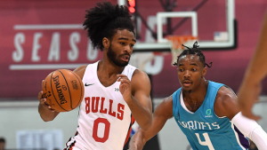 Bulls And Coby White To Host Thunder At United Center