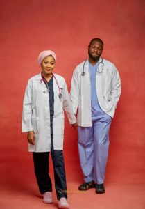 Doctor couple share amazing pre-wedding photos