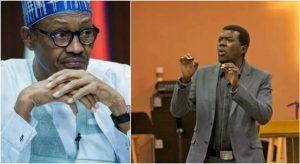 Monguno vs Abba Kyari: You either sack NSA or CoS to prove you're in charge – Omokri tells Buhari