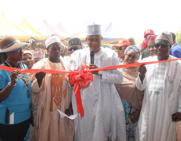 Rotary club donates N22M Primary Healthcare centre to FCTA