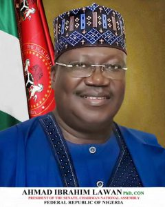 Senate President's Convoy Rescues 5 Accident Victims in Delta State