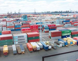 Will demolition of port structures for railway project cripple nation's economy?